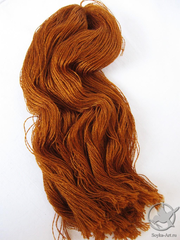 Акриловые нитки для волос