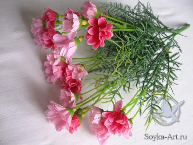 Купить Букет искусственных цветов