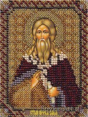 Вышивка крестом жемчужины